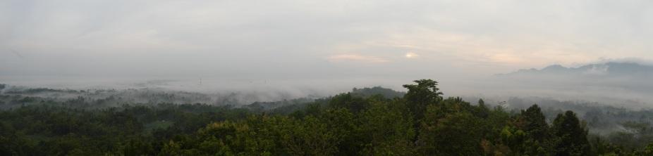 Yogyakarta und Borobudur