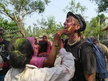 Holi Farbfestival