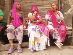 Frauen in Jodhpur