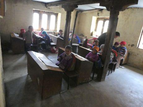Schule im Lahoul Tal