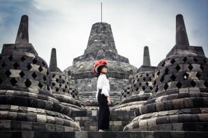 03 Indonesien - Borobudur