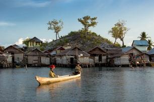 17 Indonesien - Malenge