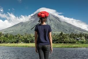 11 Philippinen - Mount Mayon