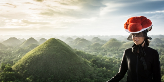 19 Philippinen - Chocolate Hills