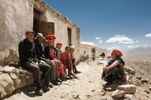 14 Tadschikistan - Kharghush